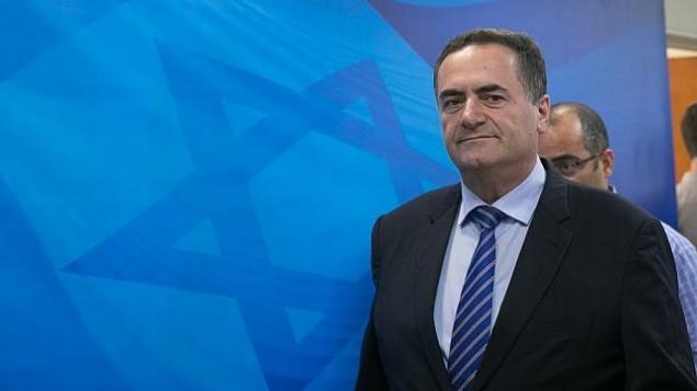وزیر اطلاعات اسرائیل