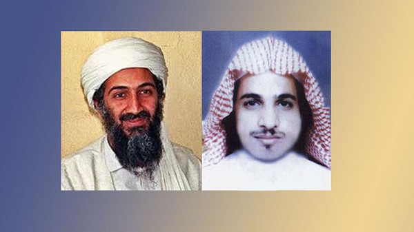 عيسى بن سعد آل العوشن و بن لادن