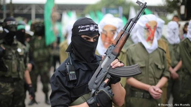 جنگجویان حماس