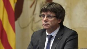 ارلوس پوجدمان، رئیس دولت محلی کاتالونیا