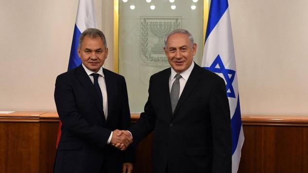 (عکس: تارنمای رسمی نخست وزیر اسرائیل)
