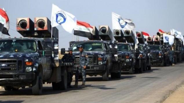 نیروهای عراقی عازم کردستان