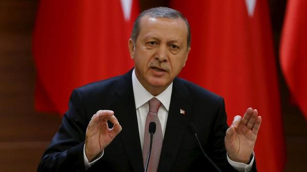 رئیس جمهوری ترکیه