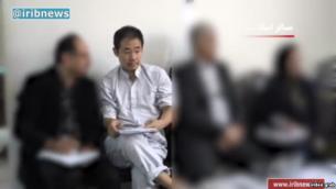 محقق چینی  - آمریکایی بازداشتی در ایران