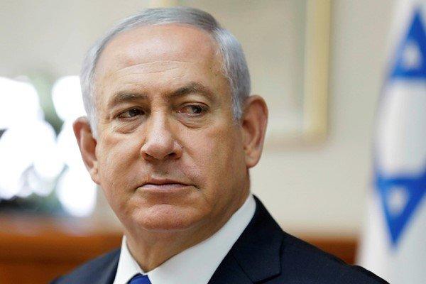 بنیامین نتانیاهو نخست وزیر اسرائیل