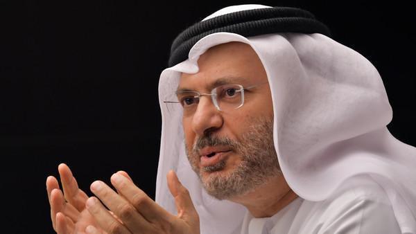 مقام دیپلماتیک امارات