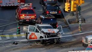 حمله تروریستی در نیویورک