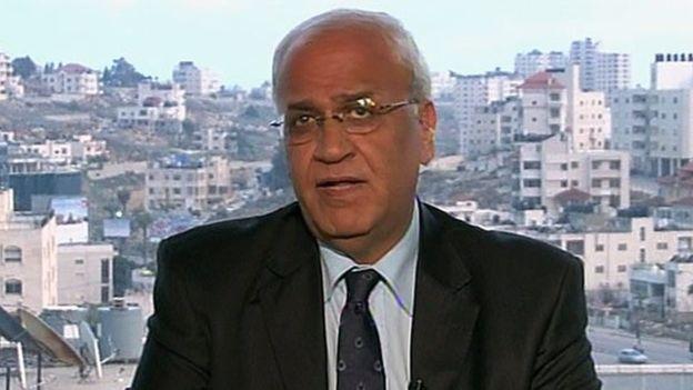 مقام ارشد فلسطینیان