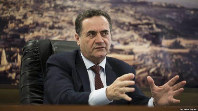 وزیر حمل و نقل و اطلاعات اسرائیل