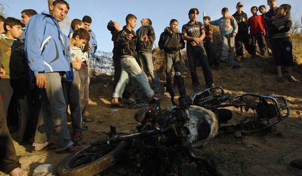 عکسی از غزه