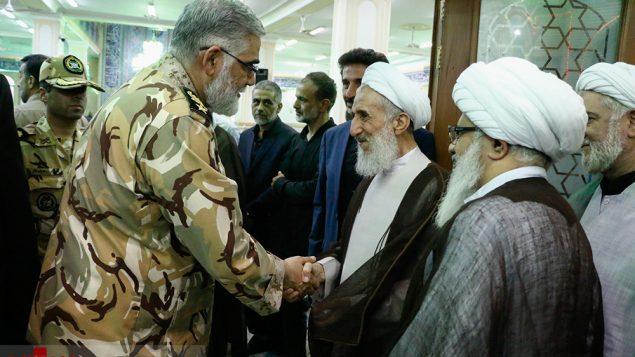 کاظم صدیقی و مقامات ارشد