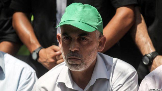 یحیی السنوار، رهبر داخلی حماس