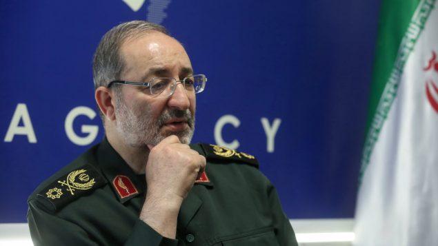 سخنگوی نیروهای مسلح ایران