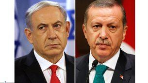 رهبران ترکیه و اسرائیل
