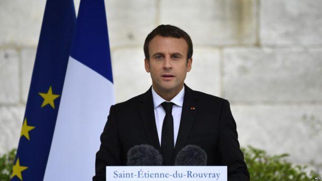 رئیس جمهور فرانسه