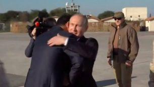 پوتین در آغوش اسد