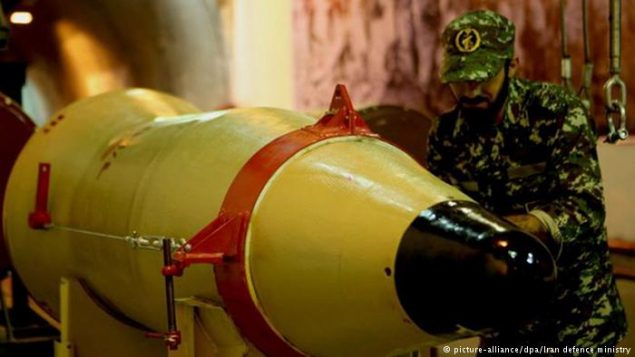پروژه موشکی ایران