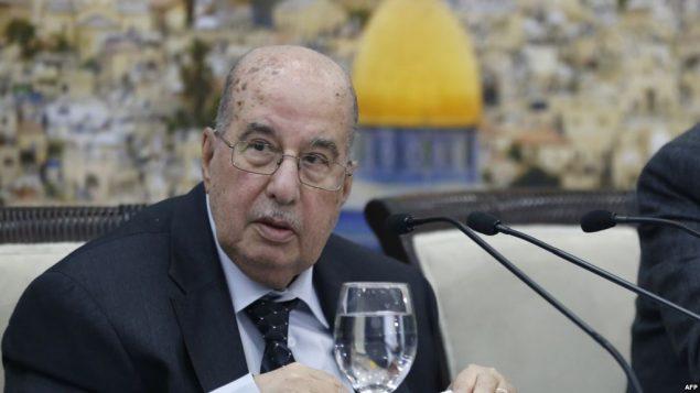 مقام ارشد فلسطینی