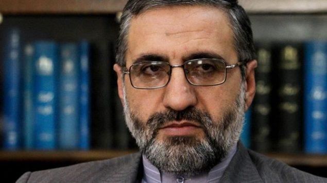 مقام ارشد قضایی تهران