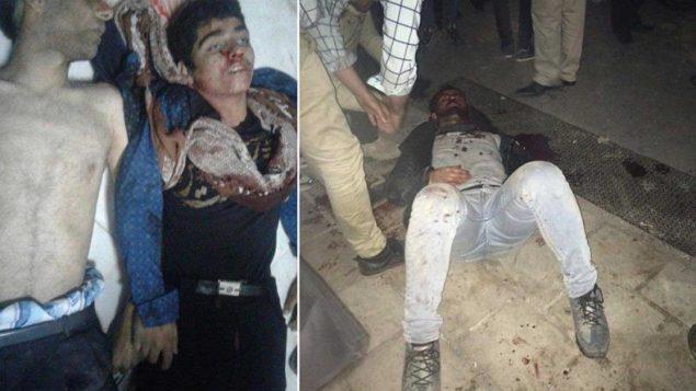 چند نوجوان کشته شده در اعتراضات