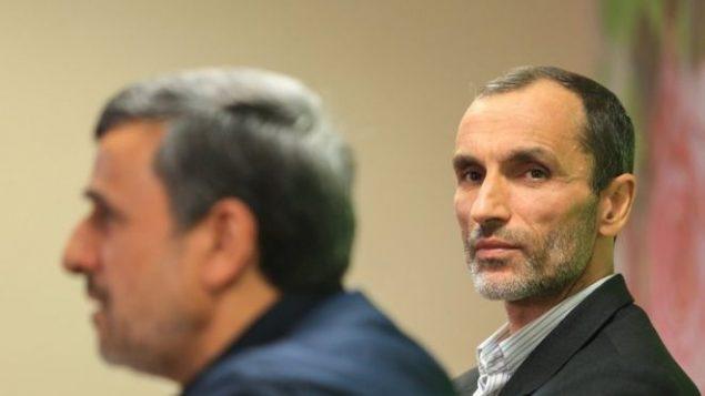 بقایی و احمدی نژاد