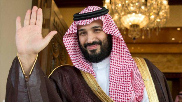 ولیعهد سعودی