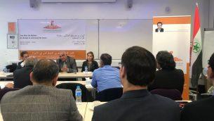 """نشست «ایران پس از رژیم ملاها، تلاشی برای فهم آینده»، در دانشگاه """"بیربیک"""" لندن برگزار شد"""