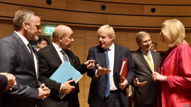 رهبران اروپا