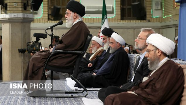 مقامات ارشد رژیم ایران