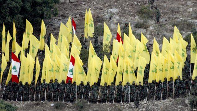 گروهی از اعضای حزب الله