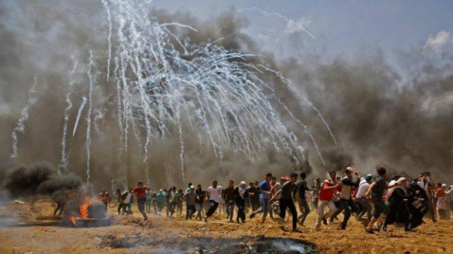 تنش در نوار غزه