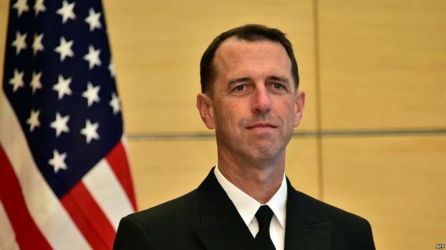 فرمانده ارشد ارتش آمریکا
