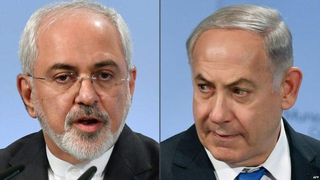 ظریف نتانیاهو
