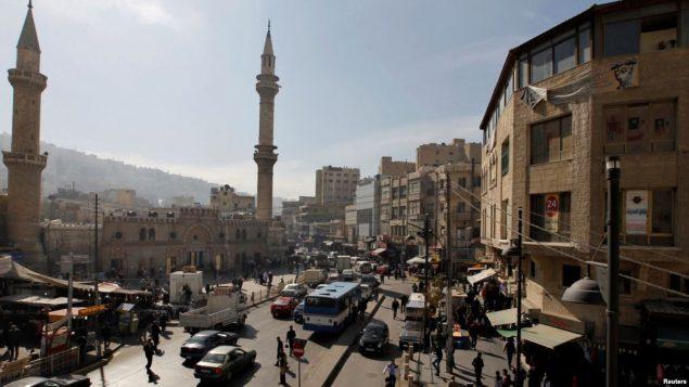 پایتخت اردن