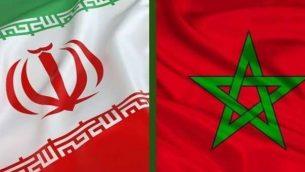 ایران مراکش