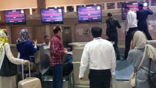مانیتورهای فرودگاه تبریز نیز هک شدند