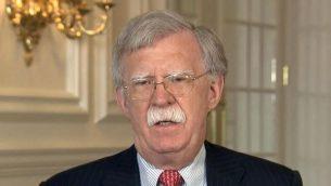 جان بولتون مشاور امنیت ملی آمریکا