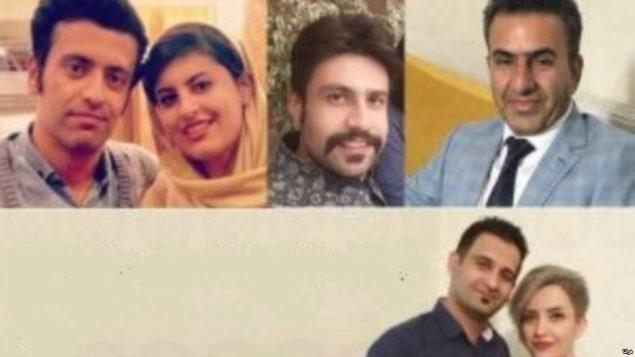 بهاییان بازداشتی در ایران