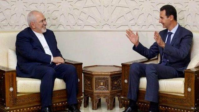 اسد و ظریف