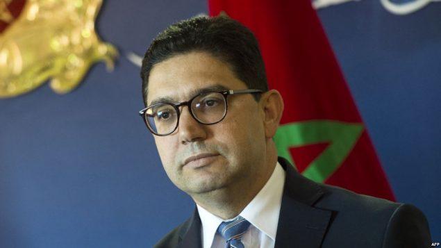 ناصر بوریطه وزیر خارجه مراکش