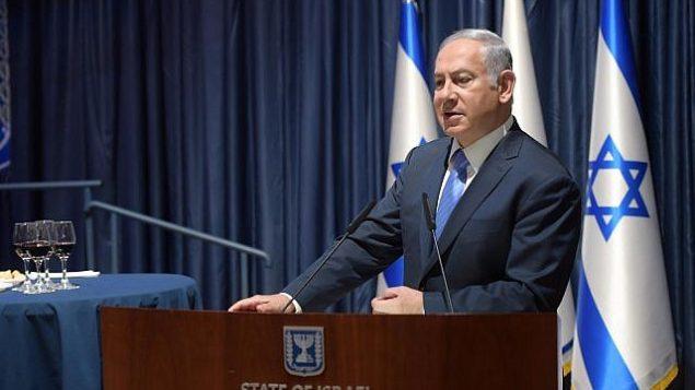 بنیامین نتانیاهو، نخستوزیر اسرائيل (Amos Ben-Gershom / GPO)