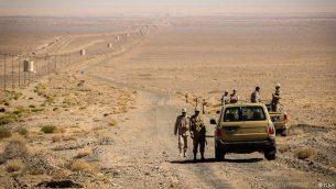 مرز ایران پاکستان
