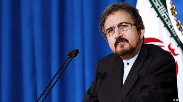 سخنگوی وزارت خارجه رژیم ایران
