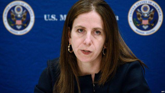 سیگال مَندِلکِر معاون وزارت خزانهداری آمریکا