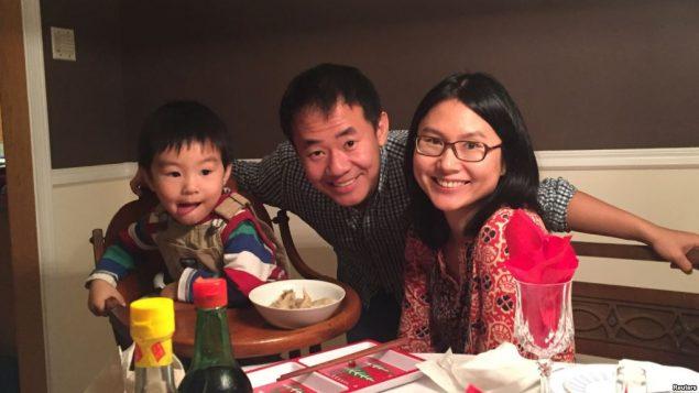ژیو وانگ، پژوهشگر آمریکایی زندانی در ایران