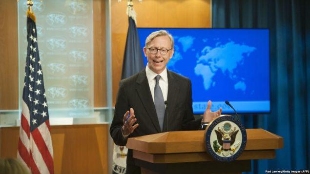 نماینده ویژه آمریکا در امور ایران