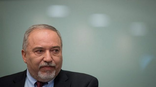 آویگدور لیبرمن رئیس حزب یسراییل بیتینو