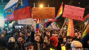 قیام مردم در اروپای شرقی