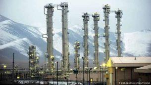 nuclear site in Iran