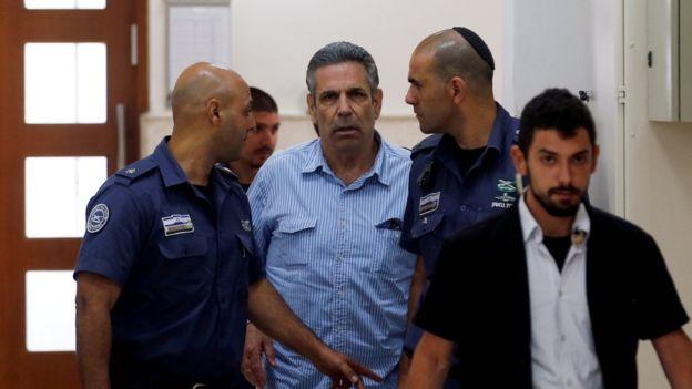 گونن سِگِو، وزیر اسبق انرژی و امور زیربنایی در کابینه اسرائیل
